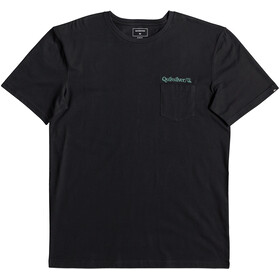 Quiksilver Art Tickle Pocket Tee Men Black